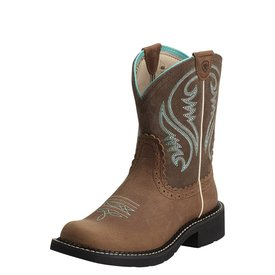 Ariat Women's Ariat Fatbaby Heritage Boot 10014080 6.5B C3