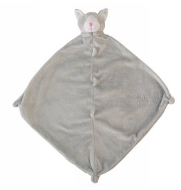 Angel Dear Blankie Gray Kitty