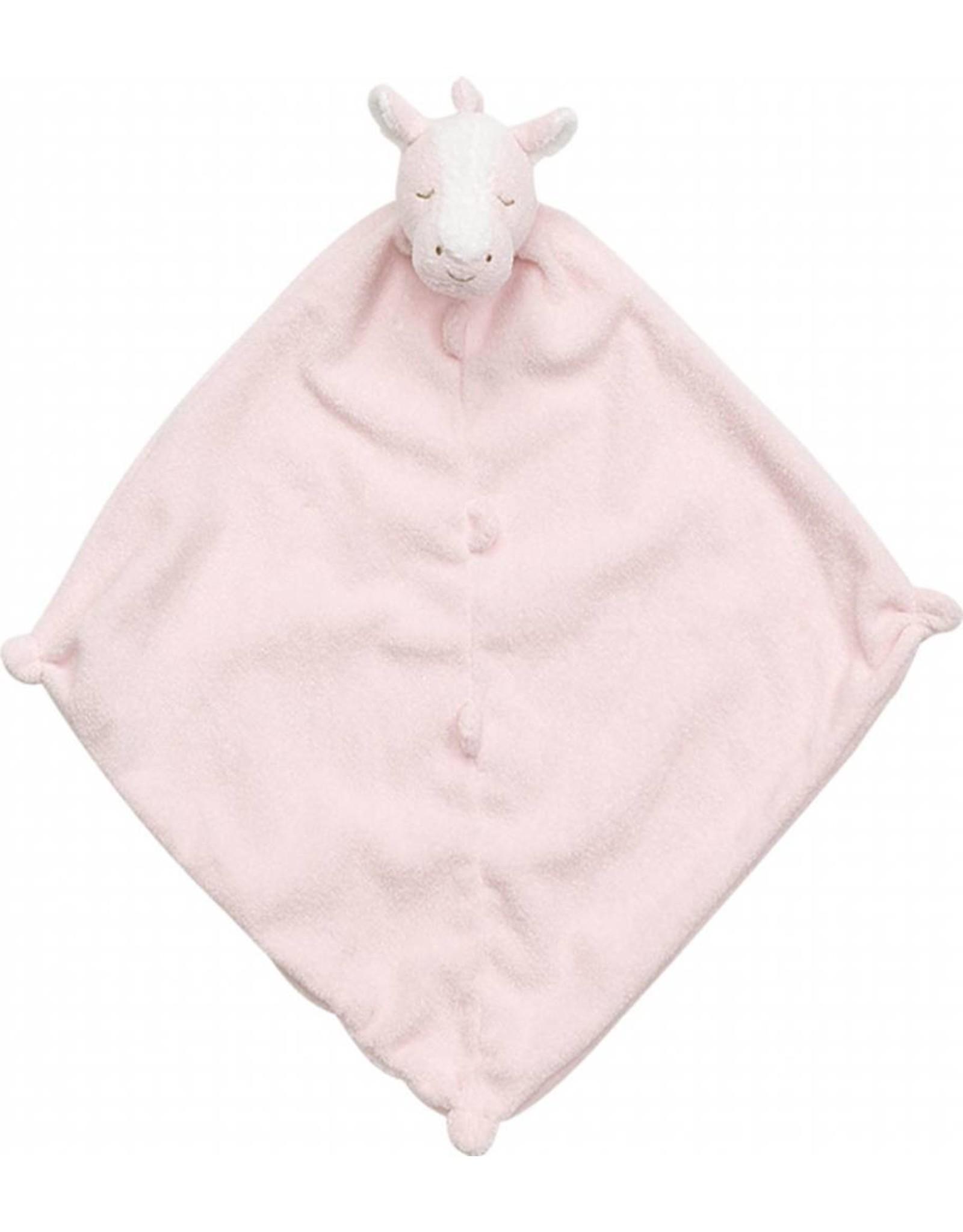 Angel Dear Angel Dear Blankie Pink Pony