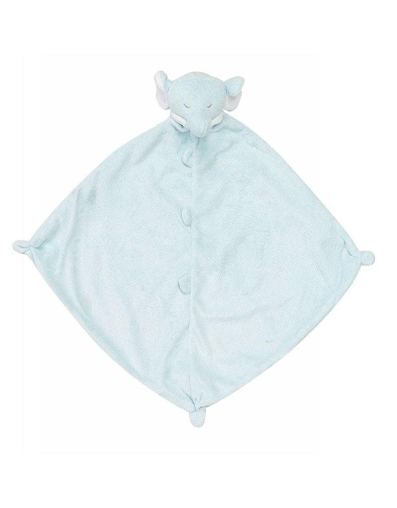 Angel Dear Angel Dear Blankie Blue Elephant