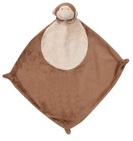 Angel Dear Angel Dear Blankie Brown Monkey