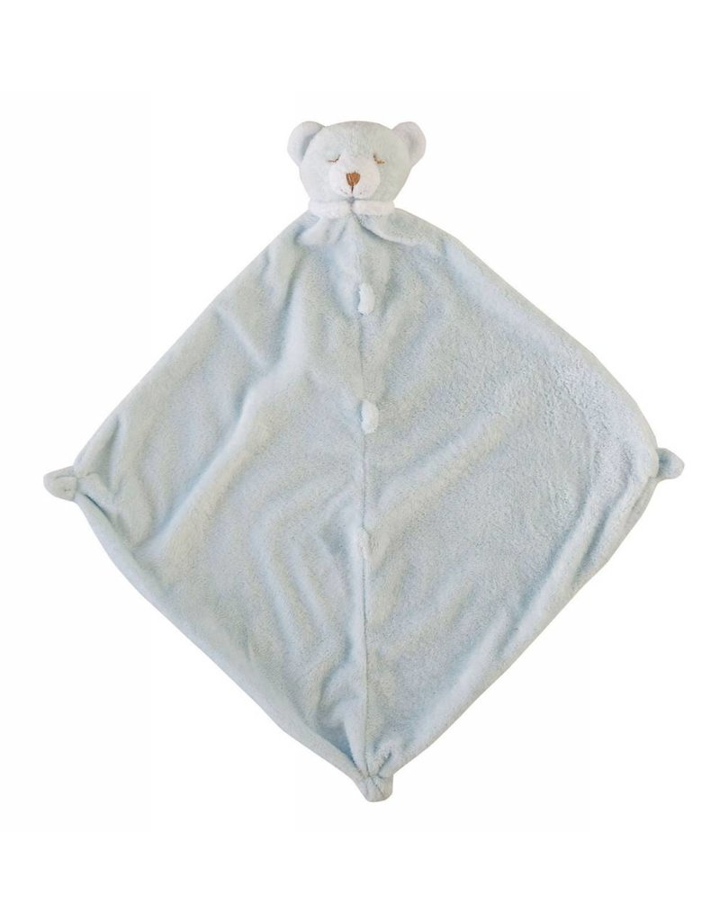 Angel Dear Angel Dear Blankie Blue Bear
