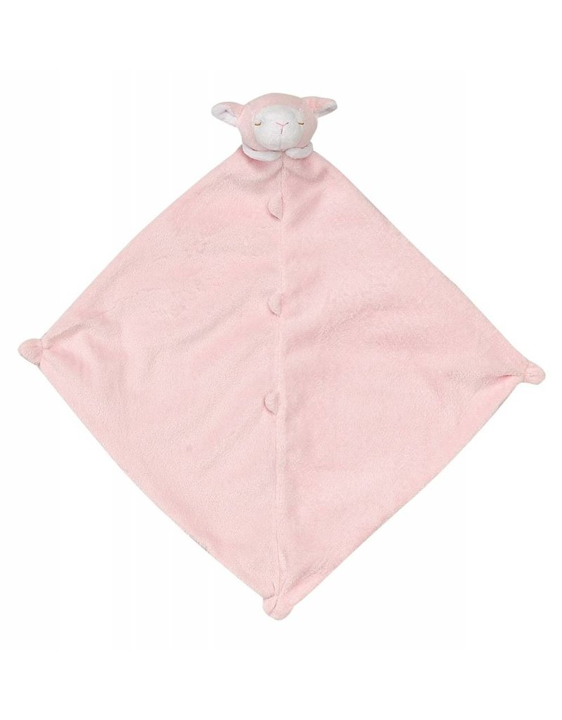 Angel Dear Angel Dear Blankie Pink Lamb