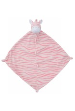 Angel Dear Angel Dear Blankie Pink Zebra