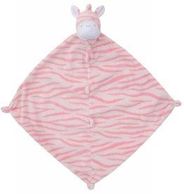 Angel Dear Angel Dear Blankie Pink Zebra