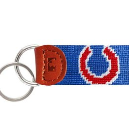 Smather's & Branson Key Fob Chicago Cubs