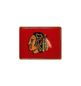 Smather's & Branson Wallet Blackhawks
