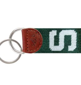 Smather's & Branson Key Fob Michigan State