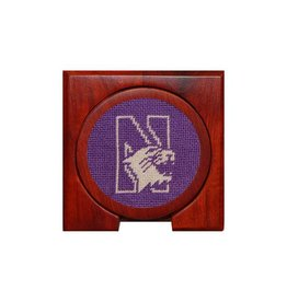 Smather's & Branson Coaster Set Northwestern
