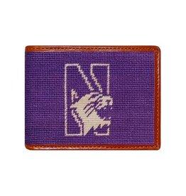 Smather's & Branson Wallet Northwestern