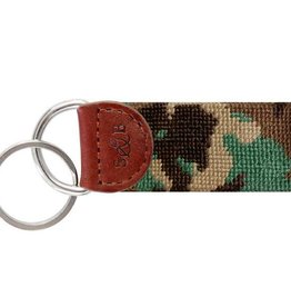 Smather's & Branson Key Fob Camo