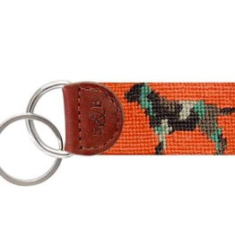 Smather's & Branson Key Fob Camo Retriever