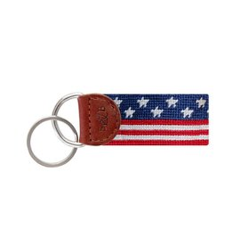 Smather's & Branson Key Fob Old Glory