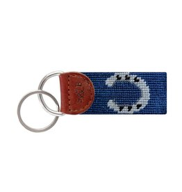 Smather's & Branson Key Fob Horseshoe