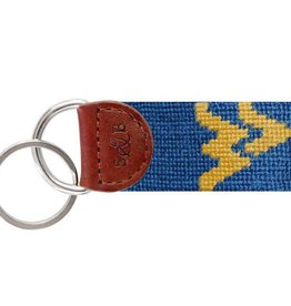 Smather's & Branson University of  West Virginia Key Fob