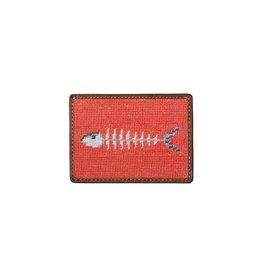 Smather's & Branson Card Wallet Bonefish
