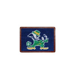 Smather's & Branson Card Wallet Notre Dame