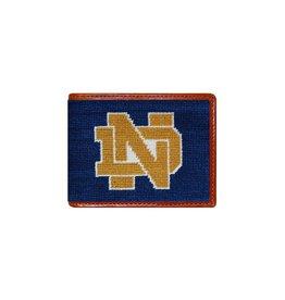 Smather's & Branson Wallet Notre Dame