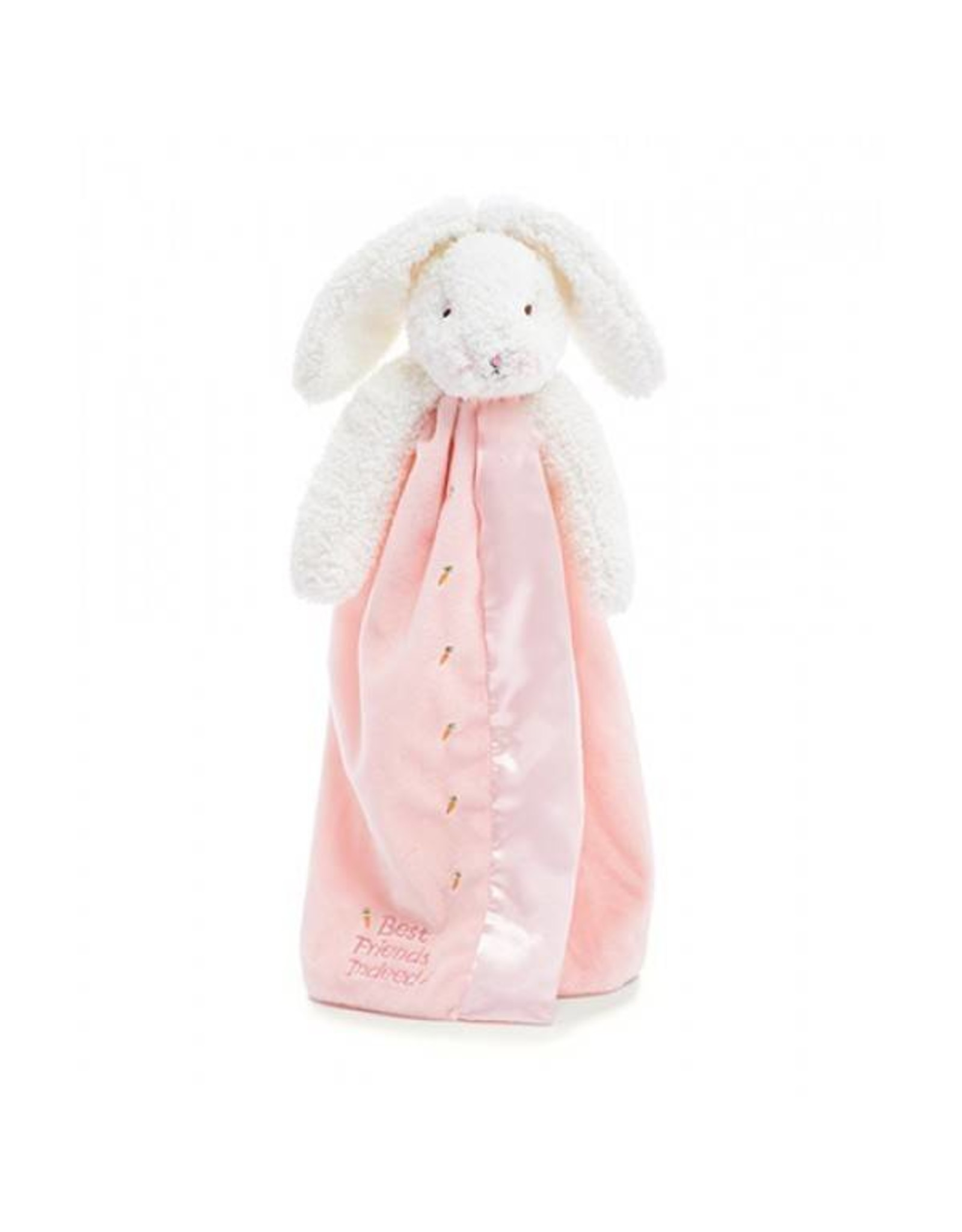 Bunnies by the Bay Buddy Blanket Blossom Bunny