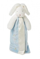 Bunnies by the Bay Buddy Blanket Blue Bunny