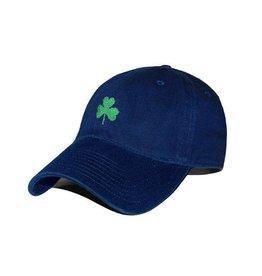 Smather's & Branson Hat Shamrock on Navy