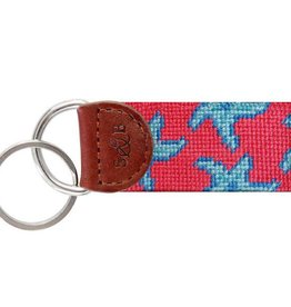 Smather's & Branson Key Fob Starfish