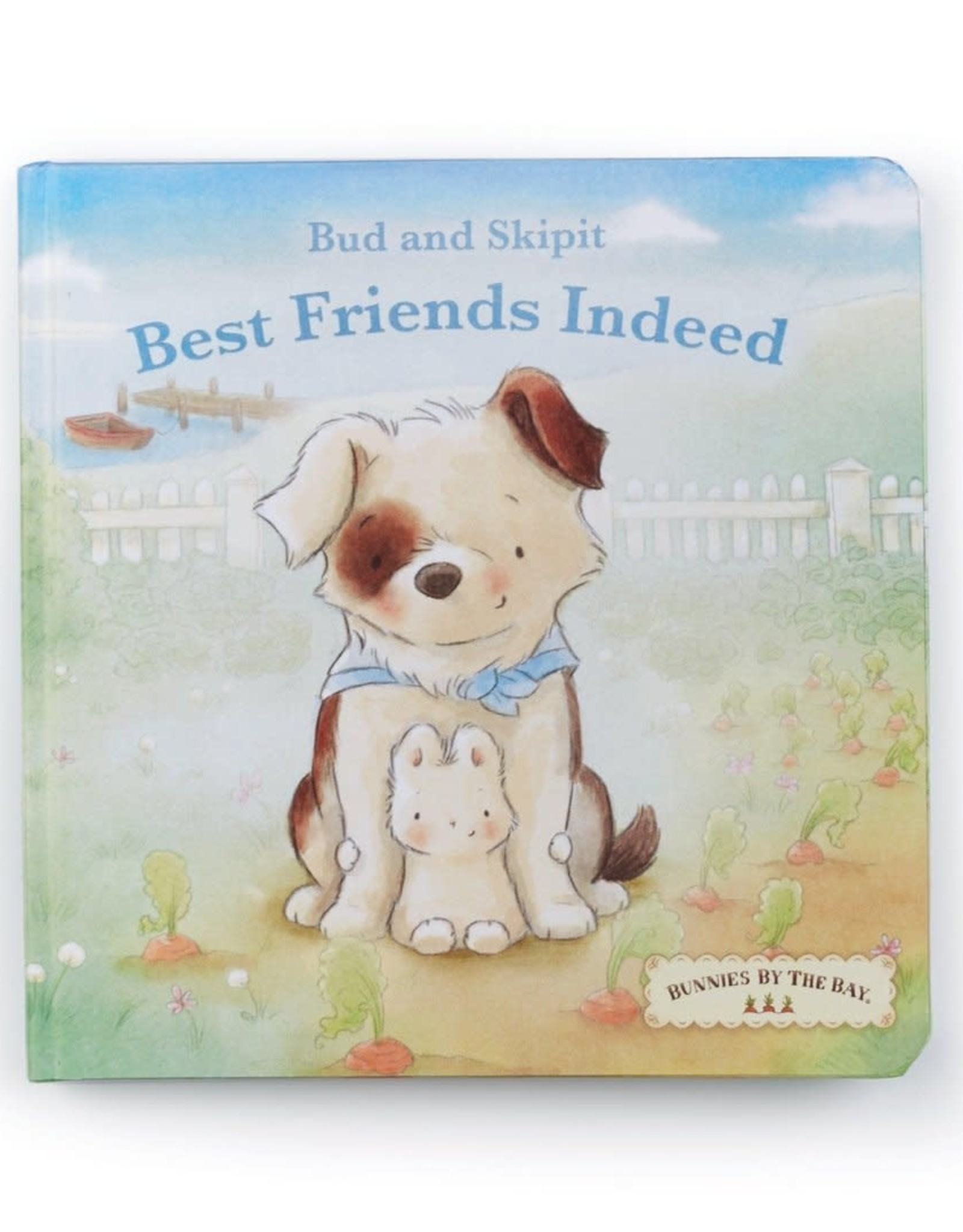 Bunnies by the Bay Bub & Skipit Board Book