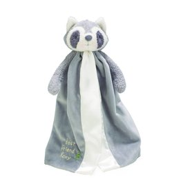 Bunnies by the Bay Buddy Blanket Roxy Raccoon