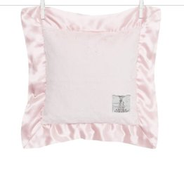 Little Giraffe Luxe Pillow Pink