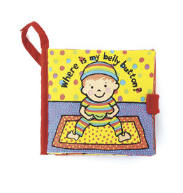 Jelly Cat Belly Button Baby Book