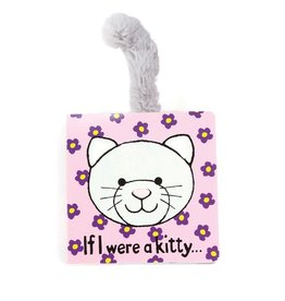 Jelly Cat If I were a Kitty Book