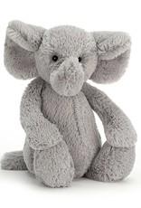 "Jelly Cat Bashful Elephant Grey Medium 12"""