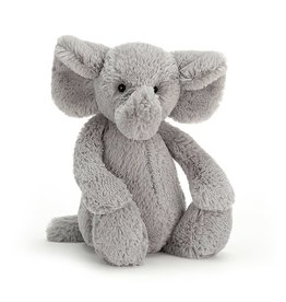 Jelly Cat Bashful Elephant Grey Medium 12""