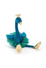 Jelly Cat Fancy Peacock Medium