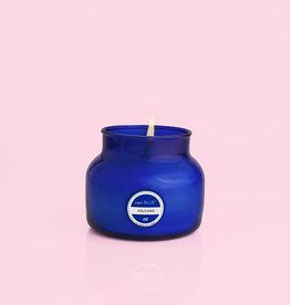 Capri Blue Volcano Signature Petite Jar Candle blue