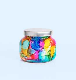 Capri Blue Rainbow Petite Jar Candle Volcano