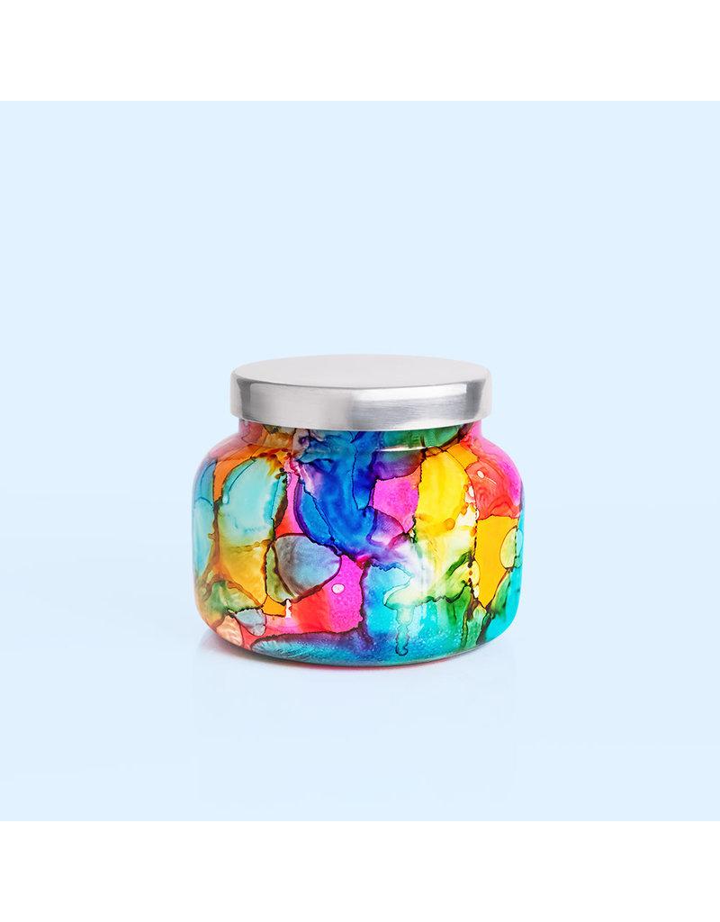 Capri Blue Volcano Rainbow Petite Jar Candle
