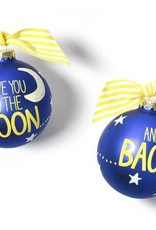 Ornament Moon & Back