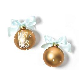 Ornament Mr & Mrs