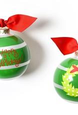 Ornament Happy Holidays