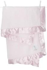 Little Giraffe Chenille Blanket Pink