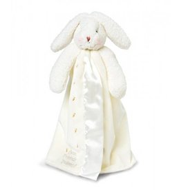 Bunnies by the Bay Buddy Blanket White Bunny