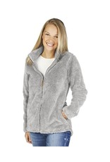 W's Newport Fleece Jacket Light Grey