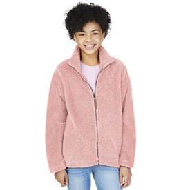 Youth Newport Jacket Powder Pink