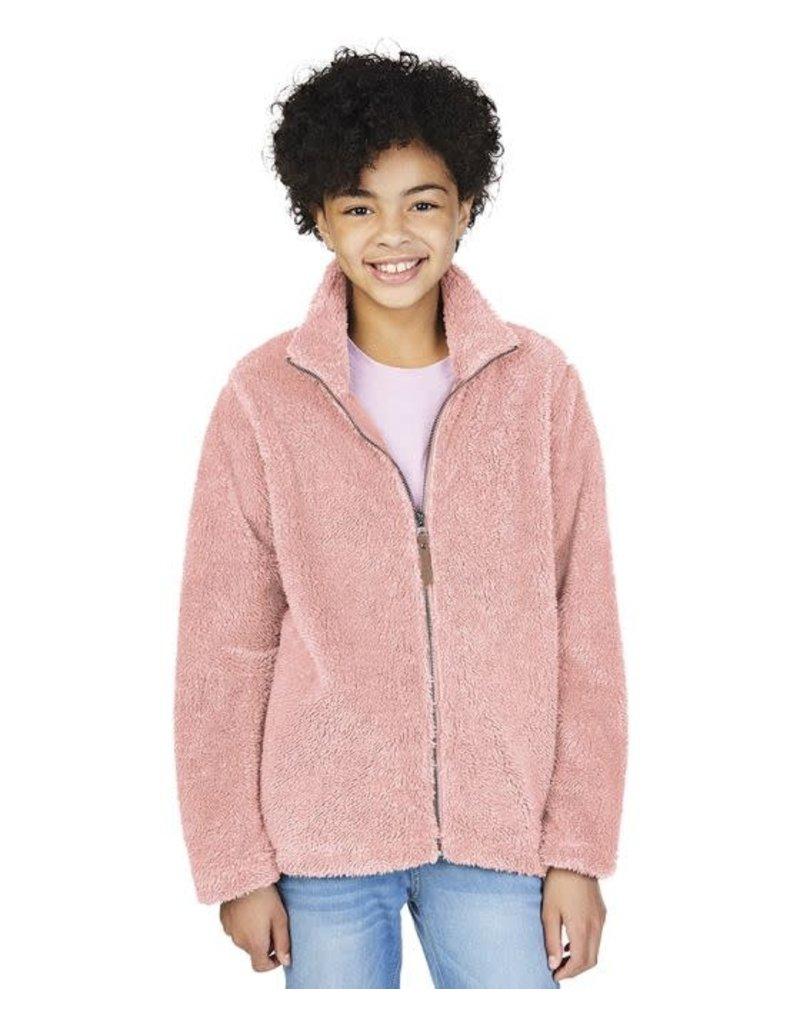 Youth Newport Jacket Powder Pink