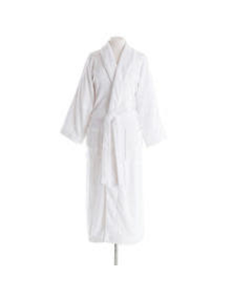 Pine Cone Hill Sheepy Fleece Robe White