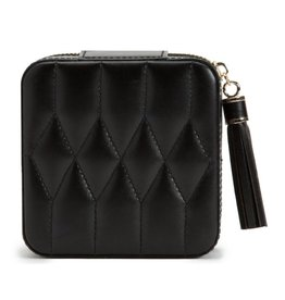 Wolf Caroline Zip Case Black