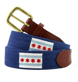 Smather's & Branson Belt Chicago Flag