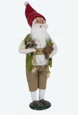 Cuckoo Clock Santa