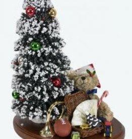 Tree on base  w/toys